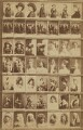 Various actors and singers, by and after Elliott & Fry - NPG Ax139924