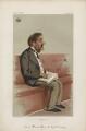 James Howard Harris, 3rd Earl of Malmesbury ('Statesmen. No. 180.'), by Carlo Pellegrini - NPG D43650