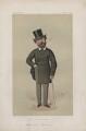 Henry du Pré Labouchere ('Men of the Day. No. 90.'), by Carlo Pellegrini - NPG D43665