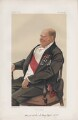Sir Henry Keppel ('Men of the Day. No. 130.'), by James Jacques Tissot - NPG D43741