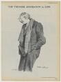 Sir Peter Alexander Ustinov, after Sir David Low - NPG D43349