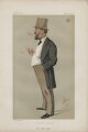 Edward Montagu Stuart Granville Montagu-Stuart-Wortley-Mackenzie, 1st Earl of Wharncliffe ('Statesmen. No. 211.'), by Carlo Pellegrini - NPG D43705