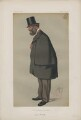 George Cecil Weld Weld-Forester, 3rd Baron Forester ('Statesmen. No. 115.'), by Carlo Pellegrini - NPG D43714