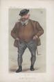 Sir John Dugdale Astley, 3rd Bt ('Statesmen. No. 262.'), by Sir Leslie Ward - NPG D43823