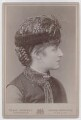 Constance Gwladys Robinson (née Herbert), Marchioness of Ripon, by W. & D. Downey - NPG x197958