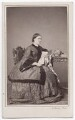 Geraldine Mary Buckley (née St John-Mildmay), by Henry Hering - NPG x197972