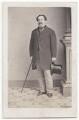 Sir William Howard Russell, by Mathew B. Brady, published by  Edward Anthony - NPG x197980