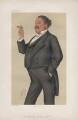 Edmund Hodgson Yates ('Men of the Day. No. 188.'), by Sir Leslie Ward - NPG D43876