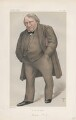 (Joseph) Ernest Renan ('Men of the Day. No. 195.'), by Théobald Chartran ('T') - NPG D43891