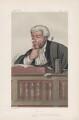 Sir George Jessel ('Men of the Day. No. 195.'), by Sir Leslie Ward - NPG D43892