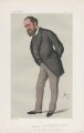 Frederick Arthur Stanley, 16th Earl of Derby ('Statesmen. No. 303.'), by Carlo Pellegrini - NPG D43904