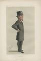Sir Edward George Clarke ('Statesmen. No. 323.'), by Sir Leslie Ward - NPG D43949