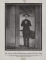 Charlie Chaplin on-set for 'The Pilgrim', by James Abbe - NPG x193425