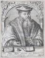 Johann Fichard, by B.R. or R.B. - NPG D43267
