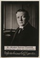 Winston Churchill, by Elliott & Fry, published by  Ogden's - NPG x193152
