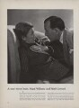 Hope Williams and Sir Noël Coward in 'The Scoundrel', by Lusha Nelson - NPG x193429