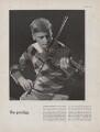 Yehudi Menuhin, Baron Menuhin, by Baron George Hoyningen-Huene - NPG x193431