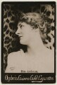 Mary Anderson (Mrs de Navarro), by Nadar (Gaspard Félix Tournachon), published by  Ogden's - NPG x193173