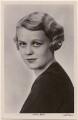 Edna Best, by Janet Jevons - NPG x198088