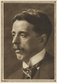 Arnold Bennett, by Emil Otto ('E.O.') Hoppé, published by  George G. Harrap & Company, printed by  The Vandyck Printers Ltd - NPG Ax199043