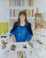 Dame Gail Rebuck, by Jennifer McRae - NPG 7018