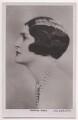 Frances Doble (Lady Lindsay-Hogg), by Janet Jevons - NPG x198103