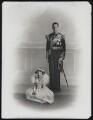 Queen Elizabeth II; King George VI, by Bassano Ltd - NPG x183667