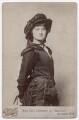 Mary Anderson (Mrs de Navarro) as Rosalind in 'As You Like It', by Henry Van der Weyde - NPG x193194