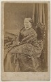 Elizabeth Gaskell, by McGlashon (McGlashan) & Walker - NPG x193202