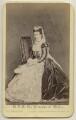 Queen Alexandra as Mary, Queen of Scots, by A.J. (Arthur James) Melhuish - NPG x193207
