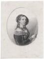 (Elizabeth) Emma Soyer (née Jones), by Henry Bryan Hall, after  (Elizabeth) Emma Soyer (née Jones) - NPG D45870