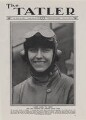 Amy Johnson, by Unknown photographer - NPG x193436