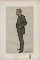 Sir William Schwenck Gilbert ('Men of the Day. No. 244.'), by Sir Leslie Ward - NPG D44013