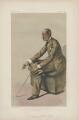 George Charles Spencer-Churchill, 8th Duke of Marlborough ('Men of the Day. No. 246.'), by Théobald Chartran ('T') - NPG D44017