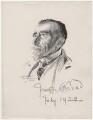 Joseph Conrad, after Walter Tittle - NPG D45869