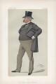 Arthur Loftus Tottenham ('Statesmen. No. 397.'), by Sir Leslie Ward - NPG D44062