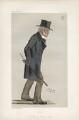 Sir Harry Verney, 2nd Bt ('Statesmen. No. 405.'), by Sir Leslie Ward - NPG D44076