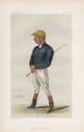George Fordham ('Men of the Day. No. 262.'), by Sir Leslie Ward - NPG D44083