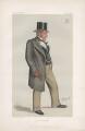 Sir Daniel Gooch, 1st Bt ('Statesmen. No. 417.'), by Sir Leslie Ward - NPG D44098