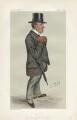 George Henry Hugh Cholmondeley, 4th Marquess of Cholmondeley ('Men of the Day. No. 289.'), by Sir Leslie Ward - NPG D44133