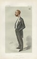 William Hillier Onslow, 4th Earl of Onslow ('Statesmen. No. 430.'), by Sir Leslie Ward - NPG D44134