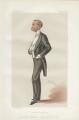 Sir (Charles Edward) Howard Vincent ('Men of the Day. No.  293.'), by Sir Leslie Ward - NPG D44153
