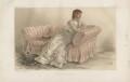 Lady Florence Caroline Dixie (née Douglas) ('Ladies. No. 6.'), by Théobald Chartran ('T') - NPG D44155