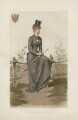 Elisabeth, Empress of Austria ('Ladies. No. 9.'), by Constantine von Grimm ('Nemo') - NPG D44168