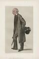 Charles John Ellicott ('Statesmen. No. 468.'), by Sir Leslie Ward - NPG D44235