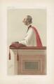 Richard William Church ('Men of the Day. No. 350.'), by Liborio Prosperi ('Lib') - NPG D44264