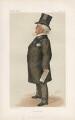 Edmund Tattersall ('Men of the Day. No. 357.'), by Liborio Prosperi ('Lib') - NPG D44278