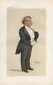 Charles Edmund Law, 3rd Baron Ellenborough ('Statesmen. No. 499.'), by Sir Leslie Ward - NPG D44297