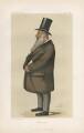 Samuel Montagu, 1st Baron Swaythling ('Statesmen. No. 505.'), by Liborio Prosperi ('Lib') - NPG D44304
