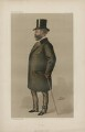 Nathaniel Mayer ('Natty') de Rothschild, 1st Baron Rothschild ('Statesmen. No. 544.'), by Liborio Prosperi ('Lib') - NPG D44389